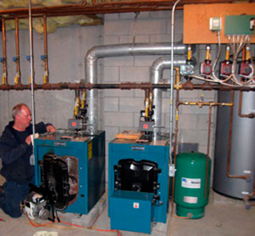 heating installation in Staten Island