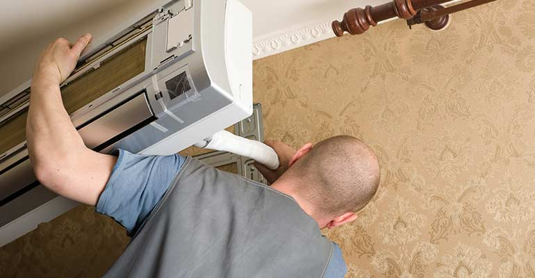 ductless air conditioning repair in brooklyn