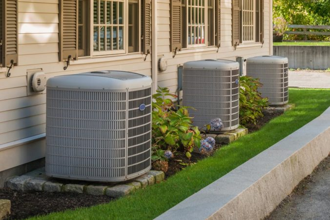 central air conditioning installation in Staten Island