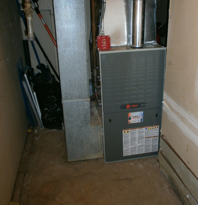 Trane furnace repair in Queens