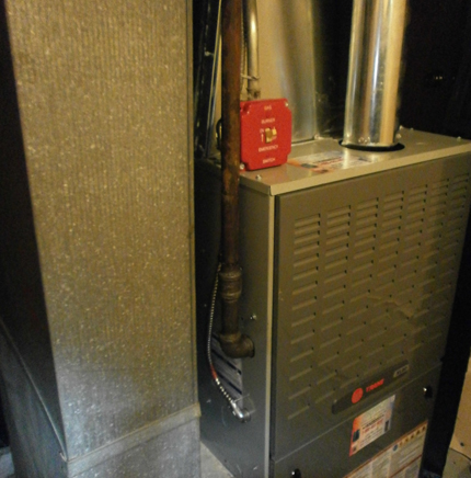 furnace installation in Manhattan