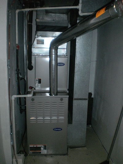 heating installation in Queens