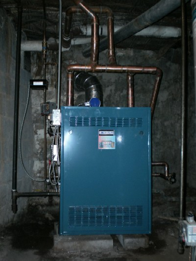 heating repair in Manhattan