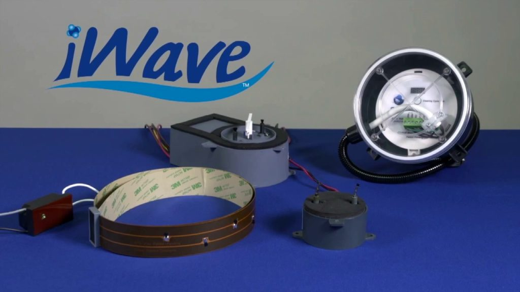 iWave-M-mini flexible air cleaner