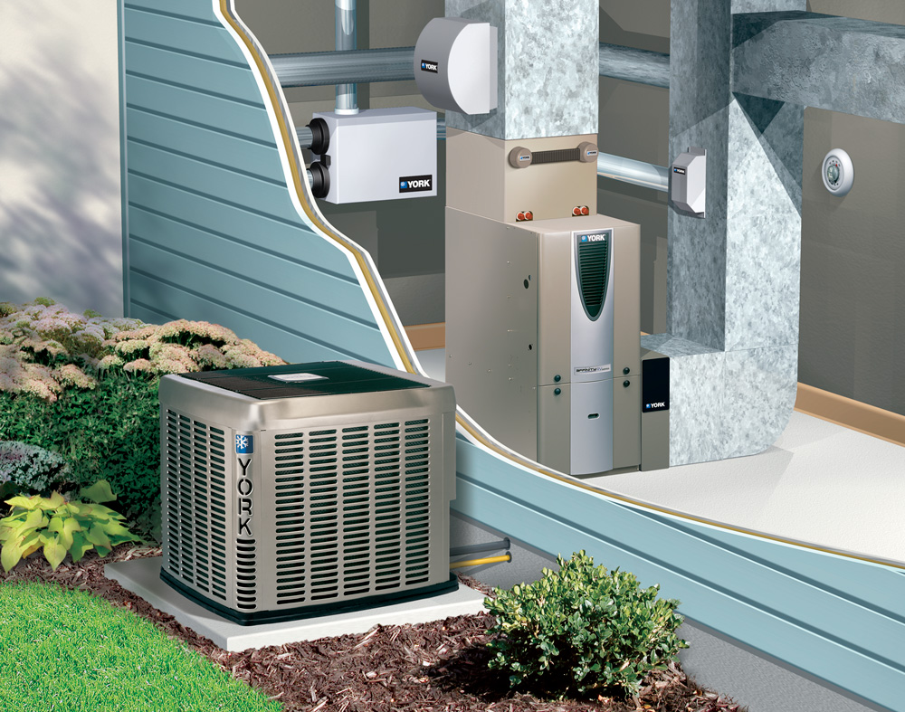 central air conditioning installation queens