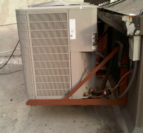 central air conditioning repair in manhattan