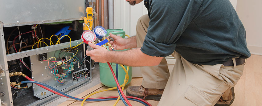 heating repair in queens