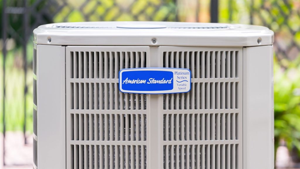 American Standard central air conditioning repair in Staten Island
