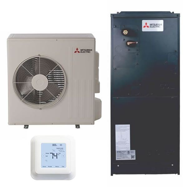 Heat Pump Paired With an Air Handler