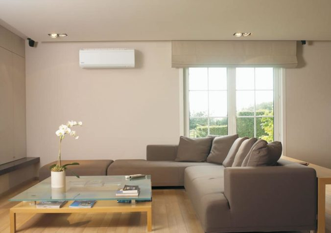 Mitsubishi Ductless Heat Pumps Installation in Staten Island