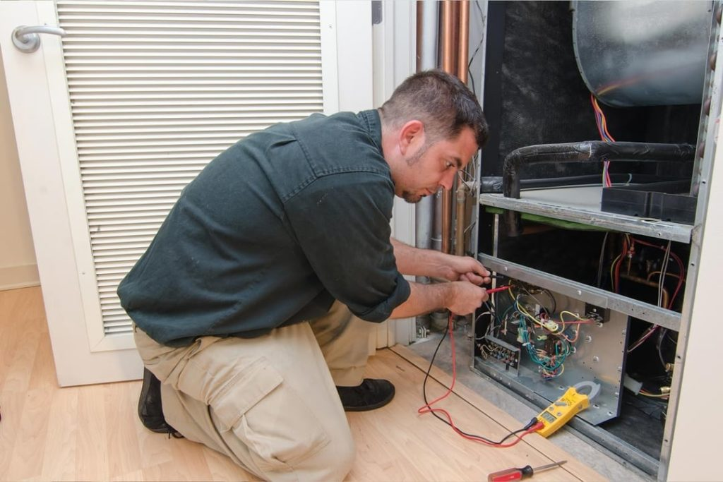 furnace troubleshooting and repair in Brooklyn