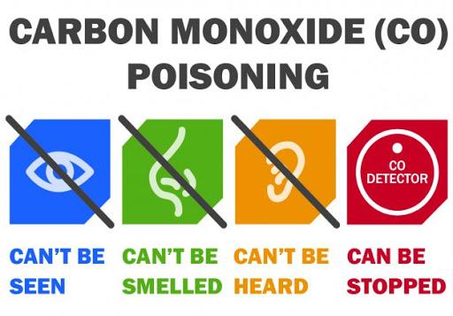 carbon monoxide leak