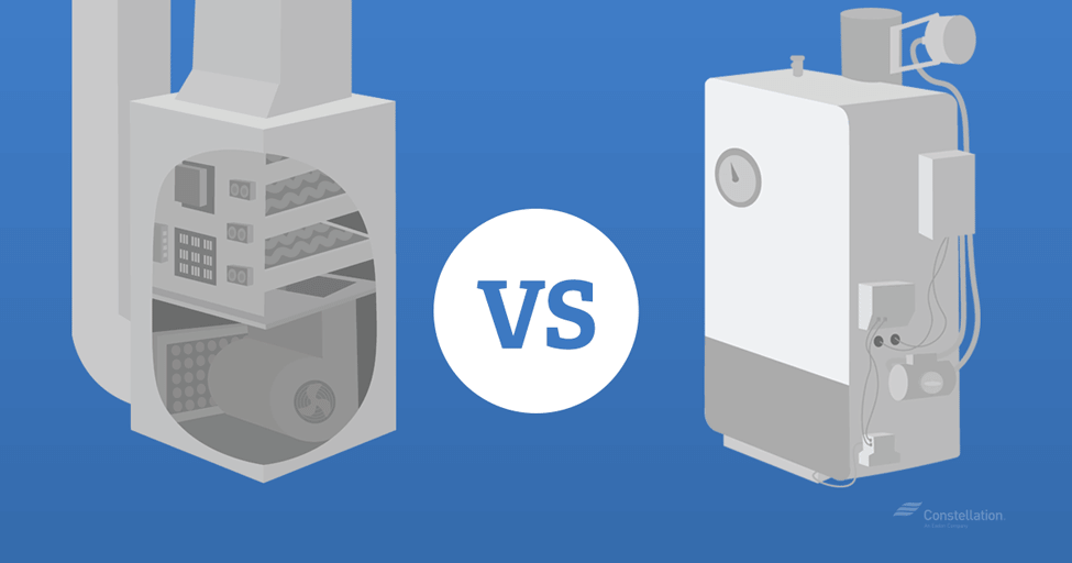 Boiler Systems vs Forced-Air Heating Systems