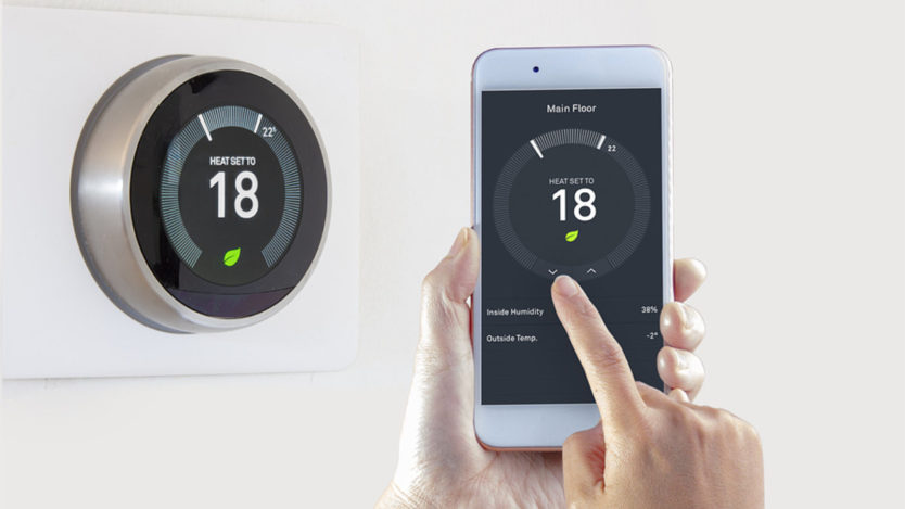 residential thermostat and heating system repair in queens