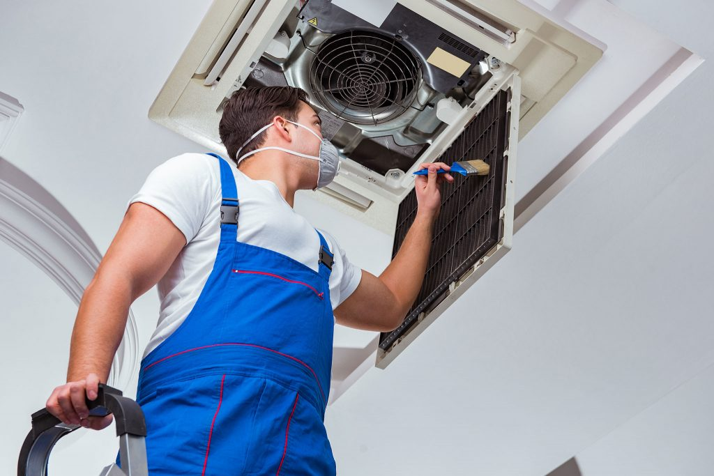 central air conditioning repair near me in Staten Island