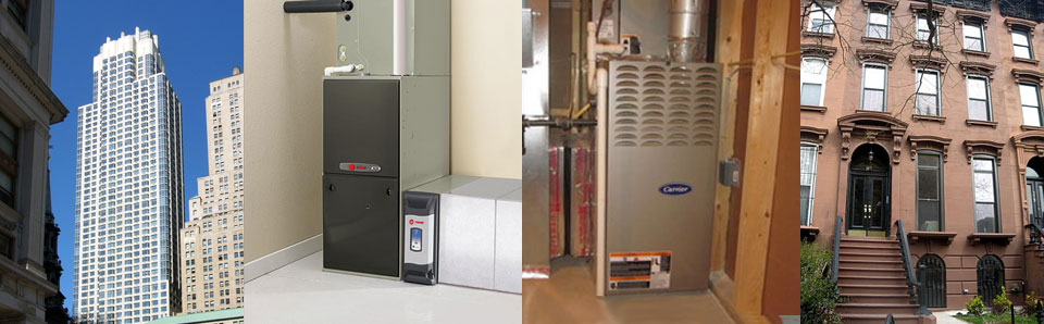 furnace installation near me in Brooklyn and Queens