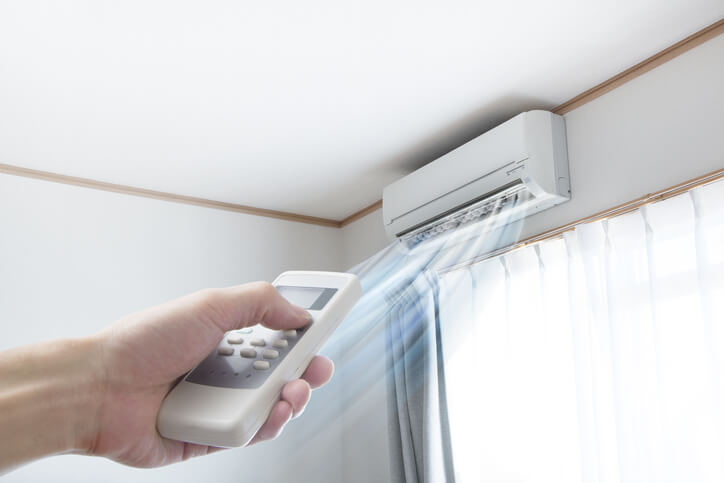 Improve efficiency of ac by central air conditioning repair
