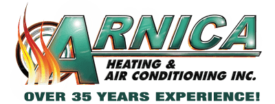 Arnica Heating and Air Conditioning, Inc. Logo